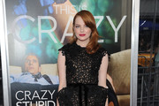 Actress Emma Stone attends the