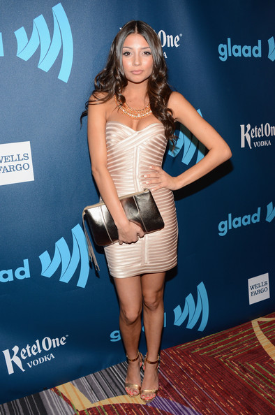 Cristine Prosperi Strapless Dress
