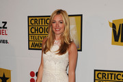 Actress Cat Deeley arrives at the Critics' Choice Television Awards at Beverly Hills Hotel on June 20, 2011 in Beverly Hills, California.
