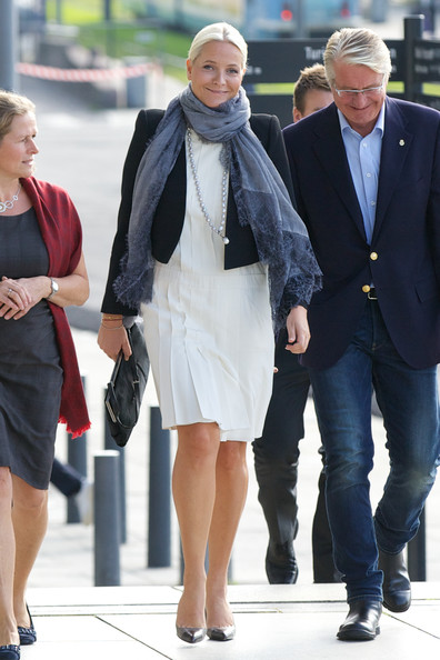 Inspiration: Crown Princess Mette-Marit of Norway's Breezy LWD