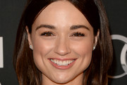 Crystal Reed Medium Straight Cut