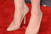Crystal Reed Pumps
