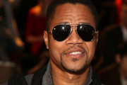 Cuba Gooding Jr. Aviator Sunglasses