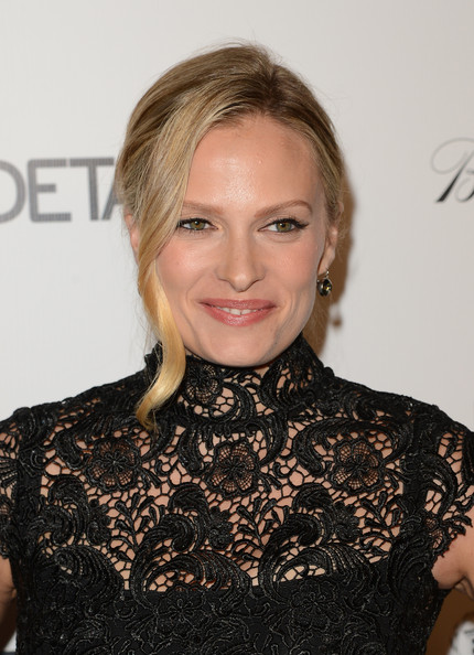More Pics of Vinessa Shaw Little Black Dress (1 of 6) - Vinessa Shaw Lookbook - StyleBistro