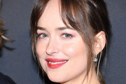 Dakota Johnson Loose Ponytail