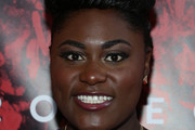 Danielle Brooks Braided Bun