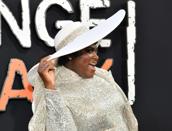 Danielle Brooks Wide Brimmed Hat