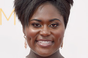 Danielle Brooks Layered Razor Cut