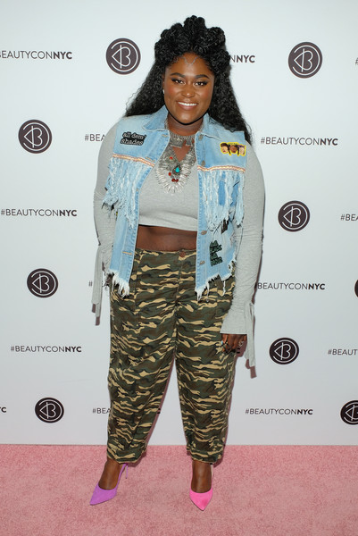 Danielle Brooks Print Pants