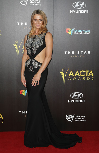 Danielle Cormack Cutout Dress