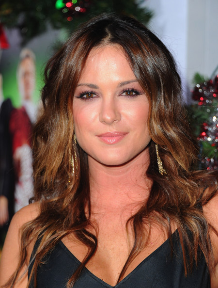 Danneel Harris Jewel Tone Eyeshadow