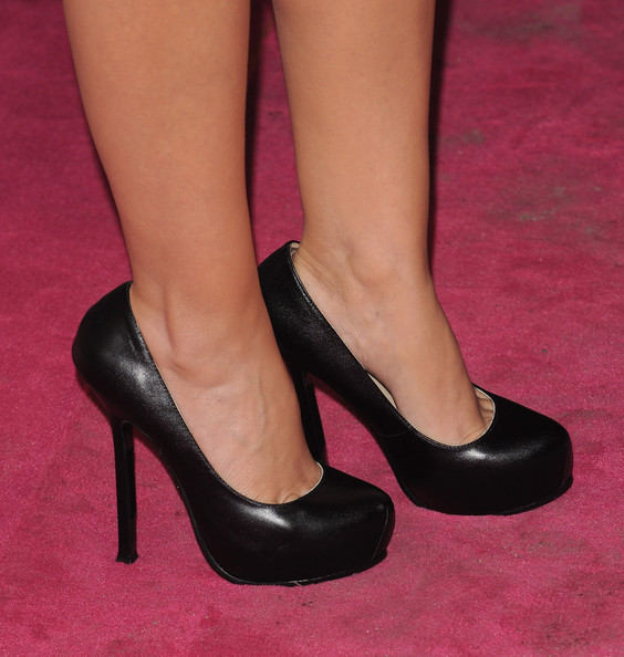 Dannii Minogue Platform Pumps