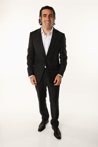 Dario Franchitti Men's Suit