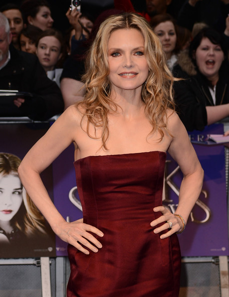 More Pics of Michelle Pfeiffer Strapless Dress (1 of 11) - Dresses & Skirts Lookbook - StyleBistro