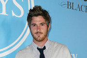 Dave Annable Narrow Solid Tie