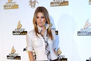 Actresss AnnaLynne McCord arrives at the David Arquette Presents Beacher's Madhouse Screening Of