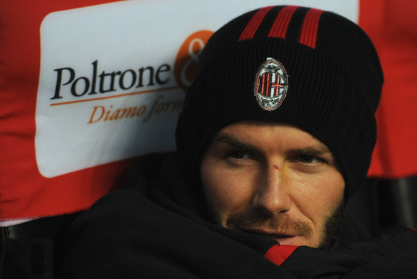 David Beckham Wool Cap