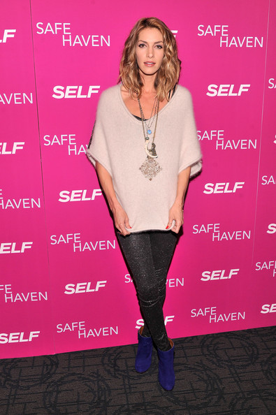"""SELF And Relativity Media's Special New York Screening Of """"Safe Haven"""" - Red Carpet"""