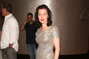 Debi Mazar Long Skirt
