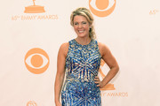 Deborah Norville Beaded Dress