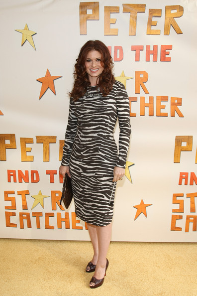 Debra Messing Shoes
