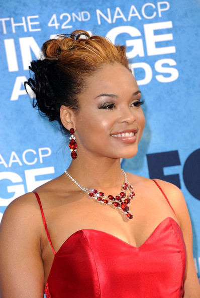Demetria McKinney Dangling Gemstone Earrings
