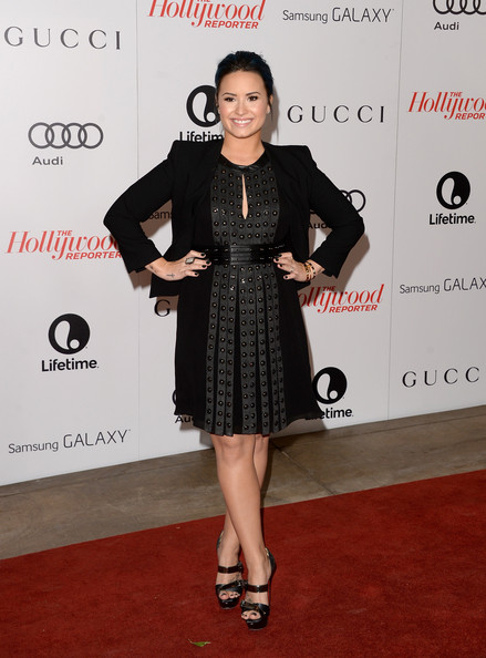 Demi Lovato Cocktail Dress