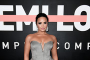 Demi Lovato Strappy Sandals