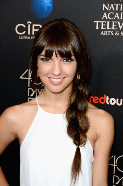 Denyse Tontz Hair
