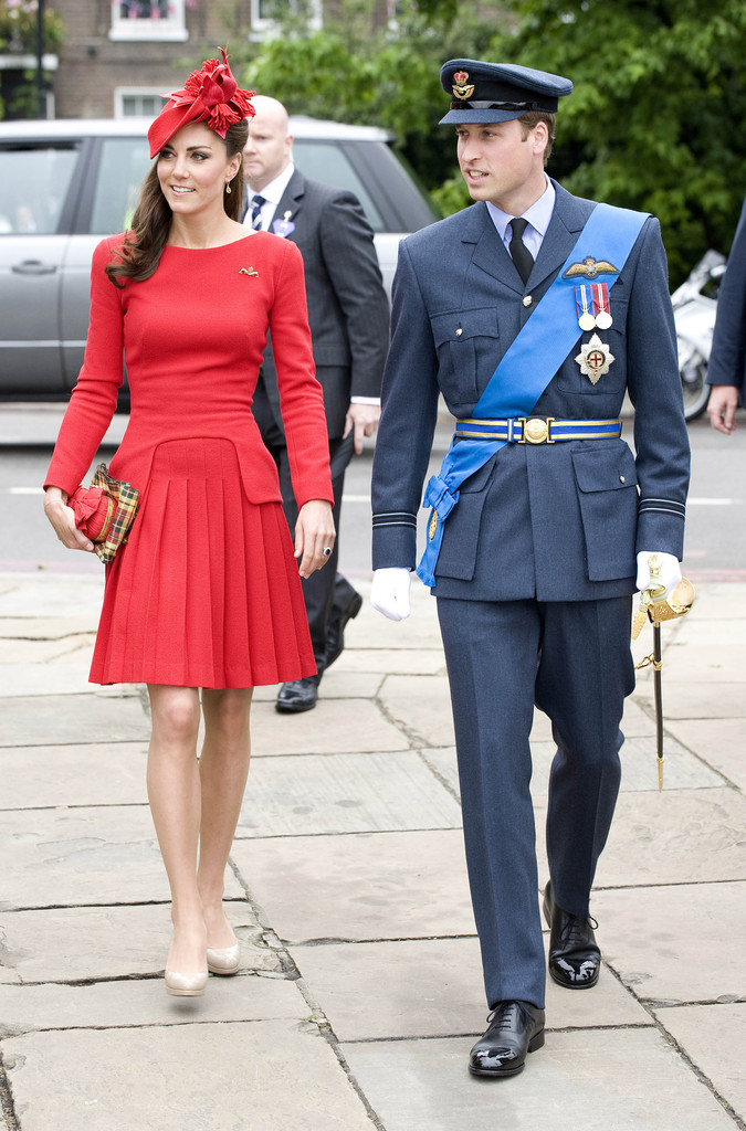Kate+Middleton in Diamond Jubilee - Thames River Pageant