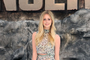 Diana Vickers Print Blouse