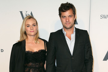 Diane Kruger Joshua Jackson Hollywood Costume Opening Party — Part 2