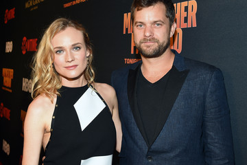 Diane Kruger Joshua Jackson SHOWTIME and HBO VIP Pre-Fight Party For 'Mayweather VS Pacquiao'