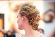 Diane Kruger Pinned Up Ringlets