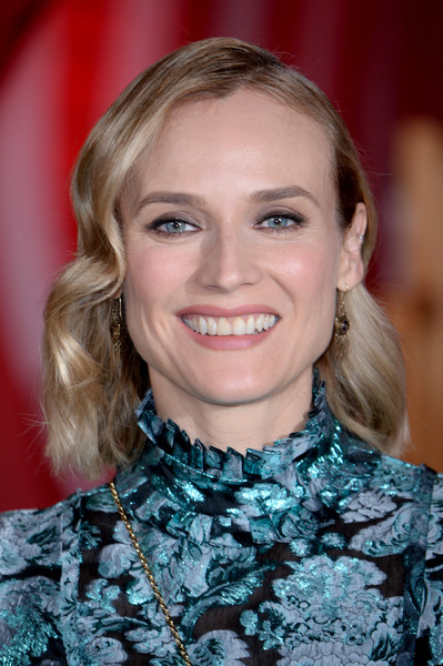 Diane Kruger Short Wavy Cut [it chapter two,photograph,hair,face,hairstyle,blond,chin,lip,smile,premiere,long hair,brown hair,vip arrivals,diane kruger,actor,hair,hairstyle,european,premiere,it chapter two european premiere,diane kruger,it chapter two,actor,photograph,james mcavoy,andr\u00e9s muschietti,jessica chastain,barbara muschietti,it,eli roth]