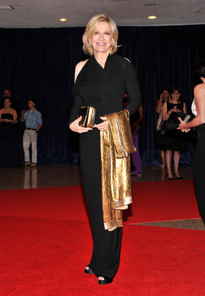 Diane Sawyer Evening Dress