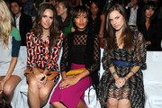 Selita Ebanks and Louise Roe Photo