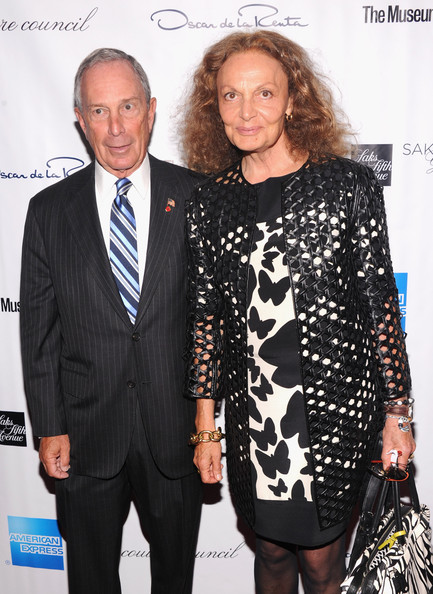 The 2012 Couture Council For The Museum At FIT Award For Artistry Of Fashion To Oscar De La Renta