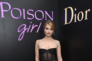 Dianna Agron Beaded Purse