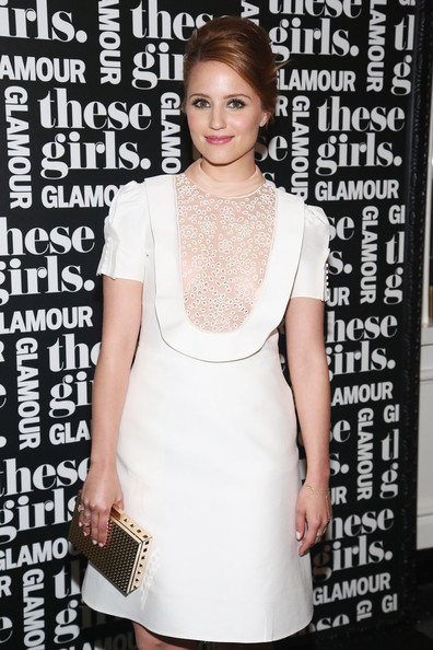 Dianna Agron Cocktail Dress