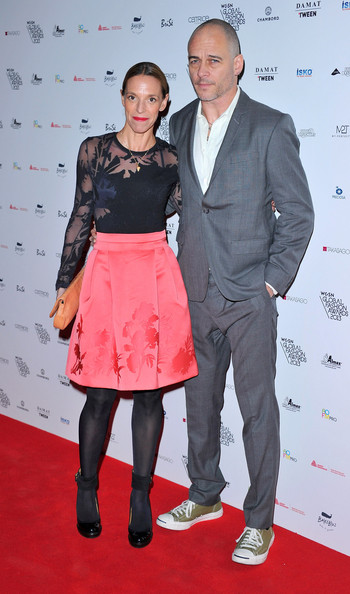 Arrivals at the WGSN Global Fashion Awards