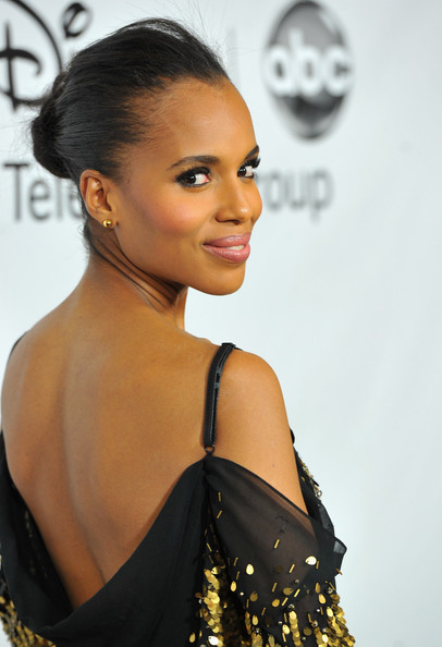 More Pics of Kerry Washington Pumps (1 of 13) - Kerry Washington Lookbook - StyleBistro