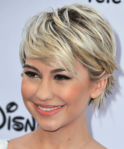 Chelsea Kane's short chop looked fun and flirty on the star.