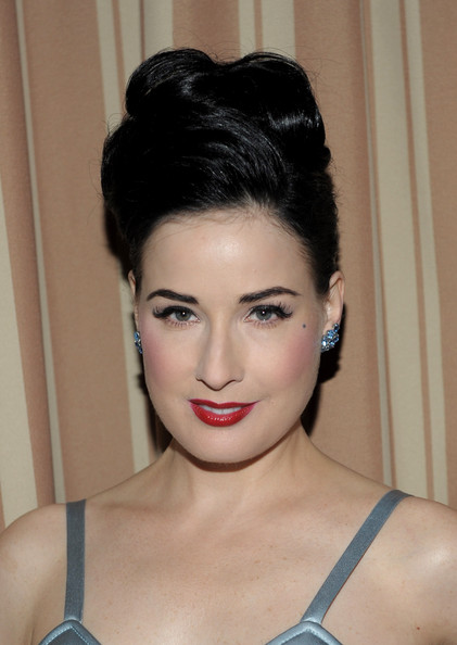 Dita Von Teese French Twist
