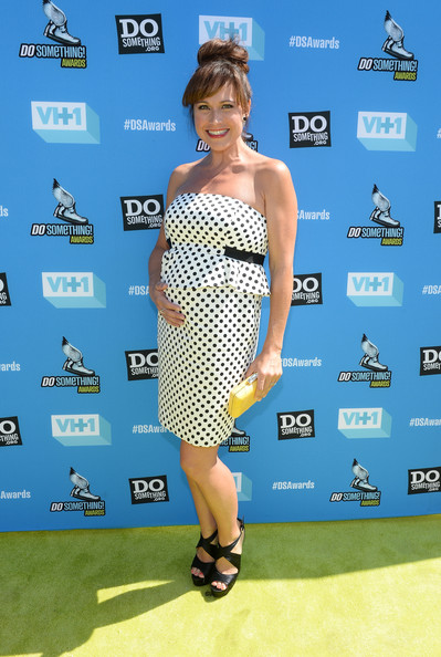 More Pics of Nikki Deloach Maternity Dress (1 of 7) - Nikki Deloach Lookbook - StyleBistro
