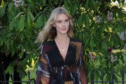 Donna Air Patent Leather Clutch