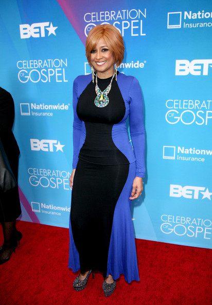Dorinda Clark Cole Clothes
