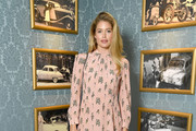 Doutzen Kroes Print Dress