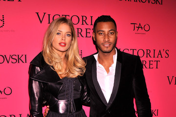 Doutzen Kroes Sunnery James 2013 Victoria's Secret Fashion Show - After Party Arrivals