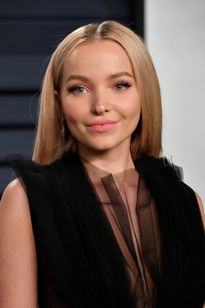 Dove Cameron Long Straight Cut